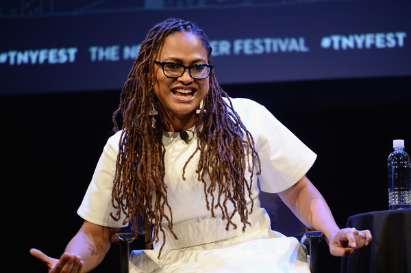 Ava DuVernay speaks onstage during the 2017 New Yorker Festival at SIR Stage37 on October 7, 2017 in New York City.