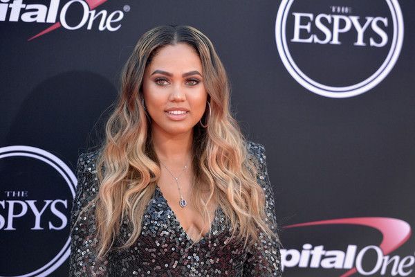 Ayesha Curry attends The 2017 ESPYS at Microsoft Theater on July 12, 2017 in Los Angeles, California.