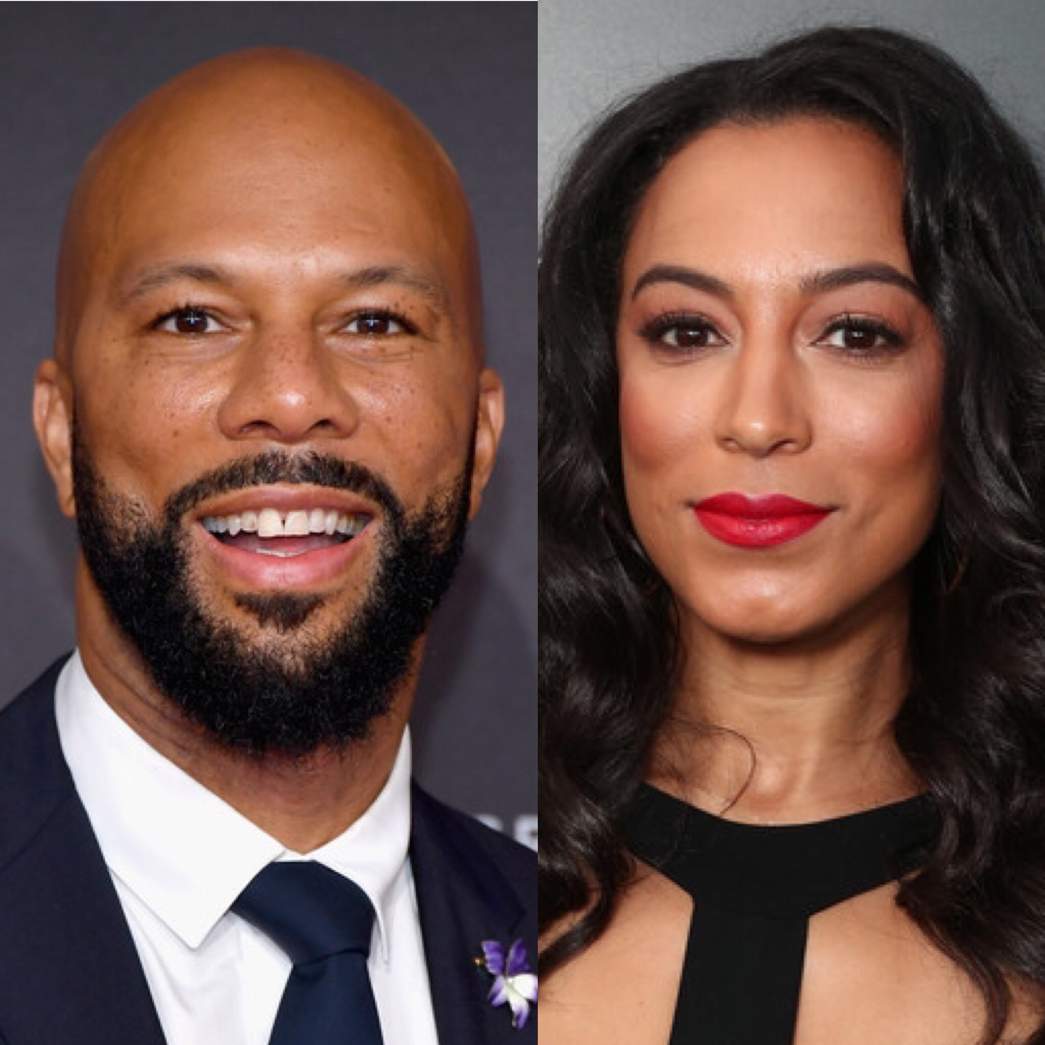 Common and Angela Rye (Getty Images)