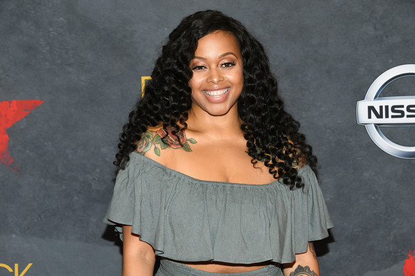 Chrisette Michele attends Black Girls Rock! 2017 at NJPAC on August 5, 2017 in Newark, New Jersey.