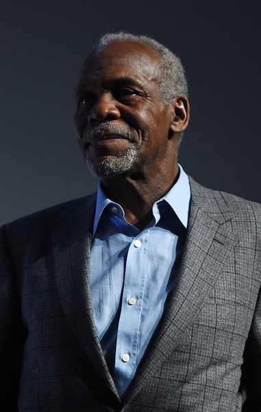 """Producer on the film Danny Glover introduces a screening of """"Zama"""" during the 55th New York Film Festival at Alice Tully Hall on September 30, 2017 in New York City."""