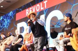 David Banner speaks onstage at the 2017 Revolt Music Conference1