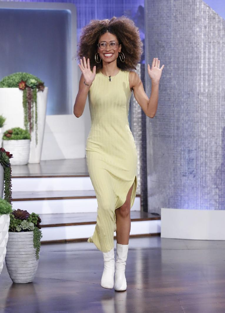 Elaine Welteroth - the real
