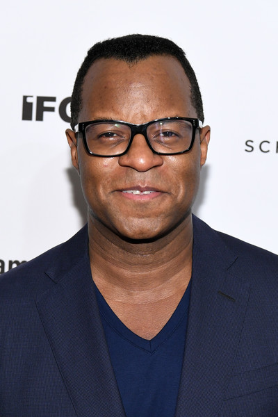 """Geoffrey Fletcher attends the """"Crown Heights"""" New York premiere at Metrograph on August 15, 2017 in New York City."""