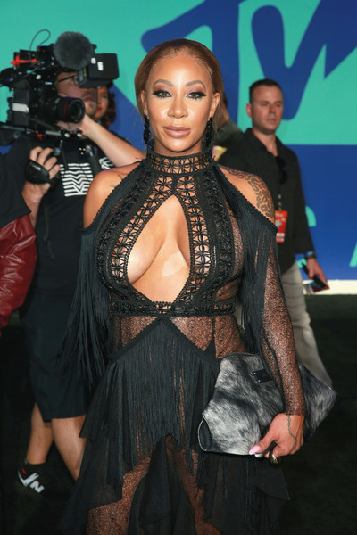 Hazel-E attends the 2017 MTV Video Music Awards at The Forum on August 27, 2017 in Inglewood, California.