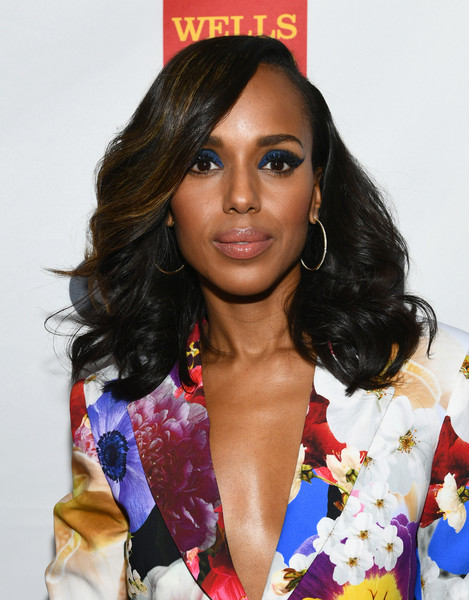 Kerry Washington at the 2017 GLSEN Respect Awards at the Beverly Wilshire Hotel on October 20, 2017 in Los Angeles, California.