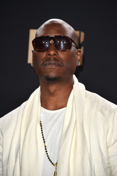 Singer Tyrese Gibson attends the 2017 MTV Movie And TV Awards at The Shrine Auditorium on May 7, 2017 in Los Angeles, California.