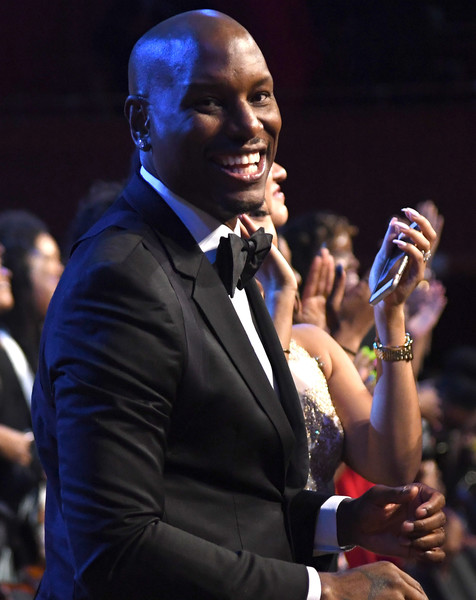 Tyrese attends Black Girls Rock! 2017 at NJPAC on August 5, 2017 in Newark, New Jersey.