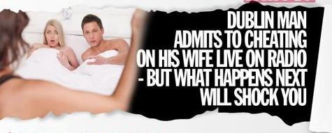 cheating man & mistress discovered by wife