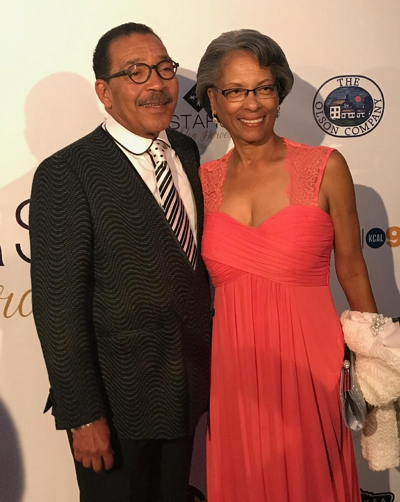 euts - herb wesson & wife Fabian