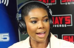 gabrielle union - screenshot - sway