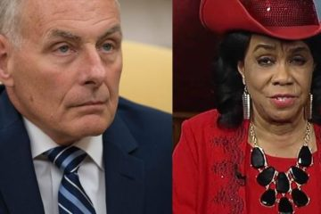 johnKelly & fredericaWilson