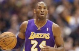 kobe bryant with ball