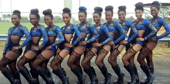 miami high school dance team