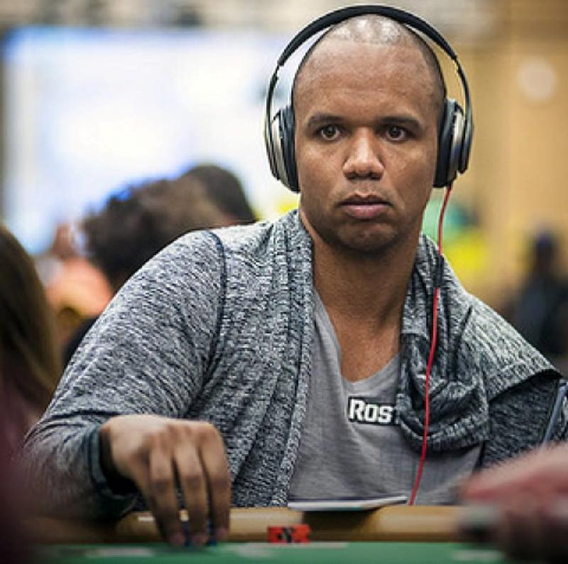 phil ivey - poker