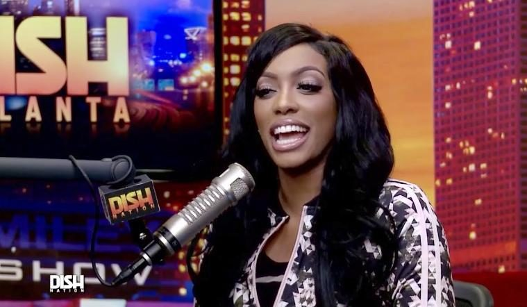 porsha williams - dish nation