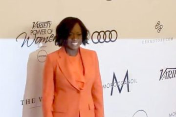 viola davis power of women luncheon