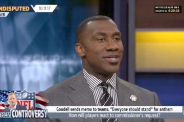 shannon sharpe - screenshot