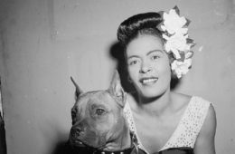 style icon - billie holiday1