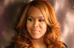 Grammy Award winning Tina Campbell (Mary Mary).