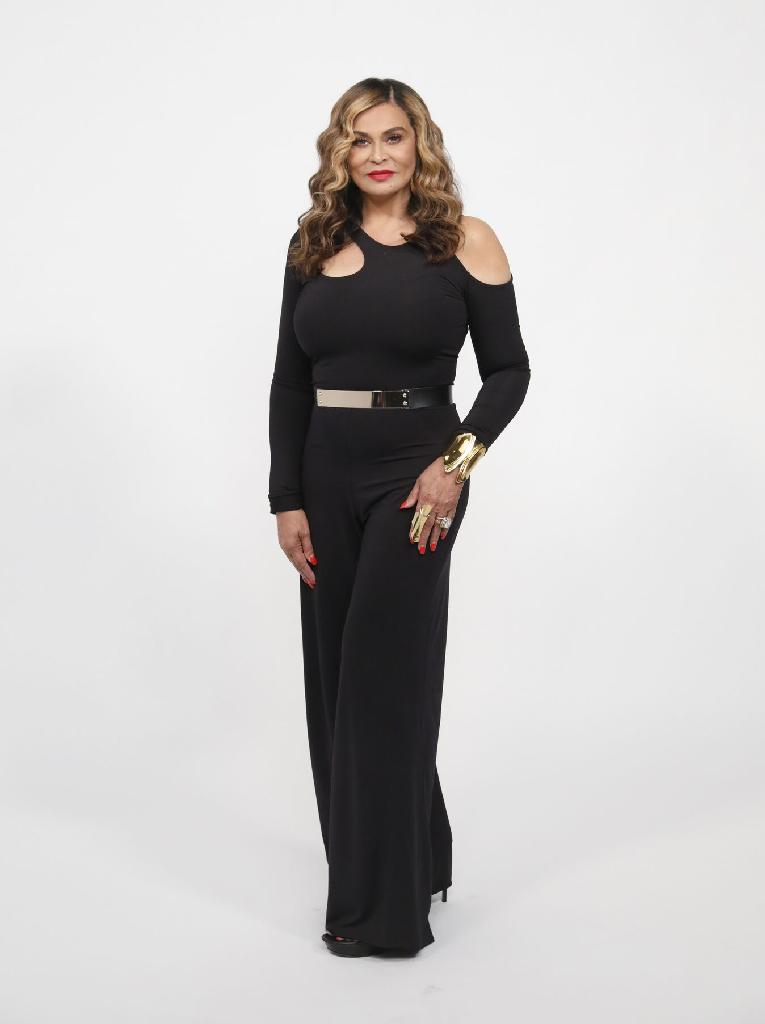 tina knowles lawson - the real - vertical