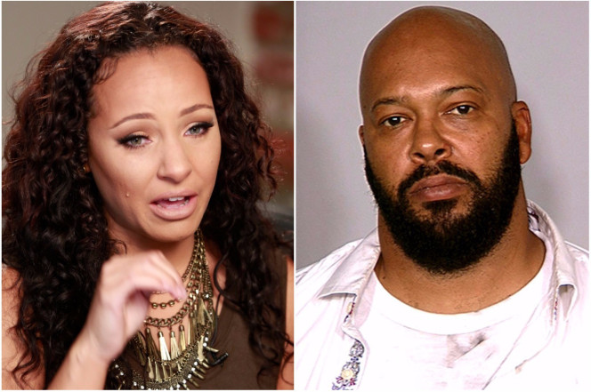 Toilin Kelly and Suge Knight