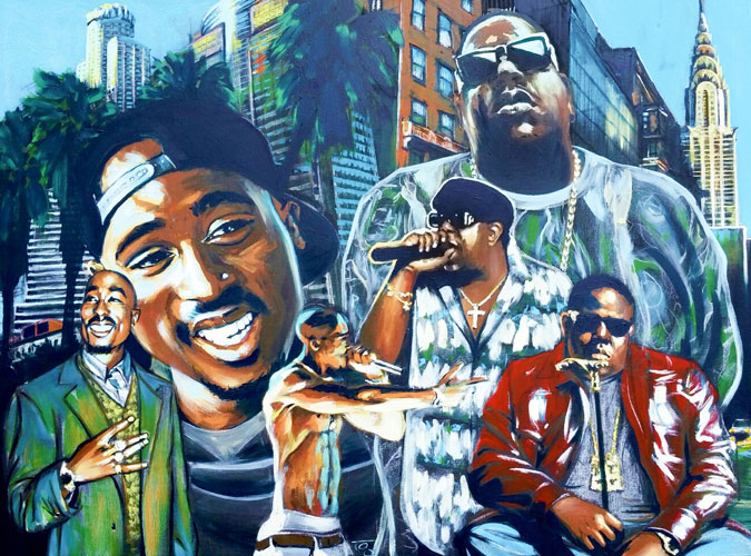 Rest in Peace Wallace (Biggie) and Shakur (Tupac ...