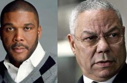 tyler perry & colin powell