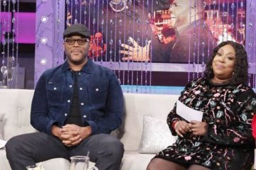 tyler perry & loni love - the real