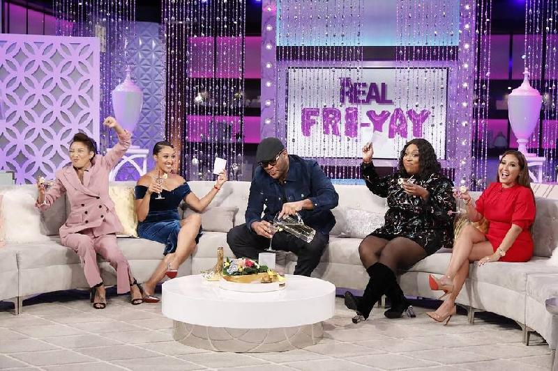 tyler perry & the real crew raise a glass