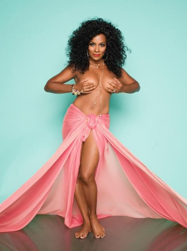 vanessa bell calloway - nude - almost