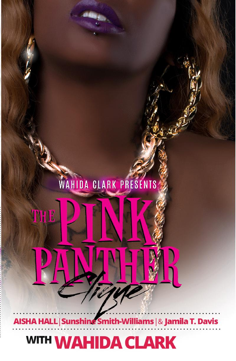 wahida clark pink panther clique cover