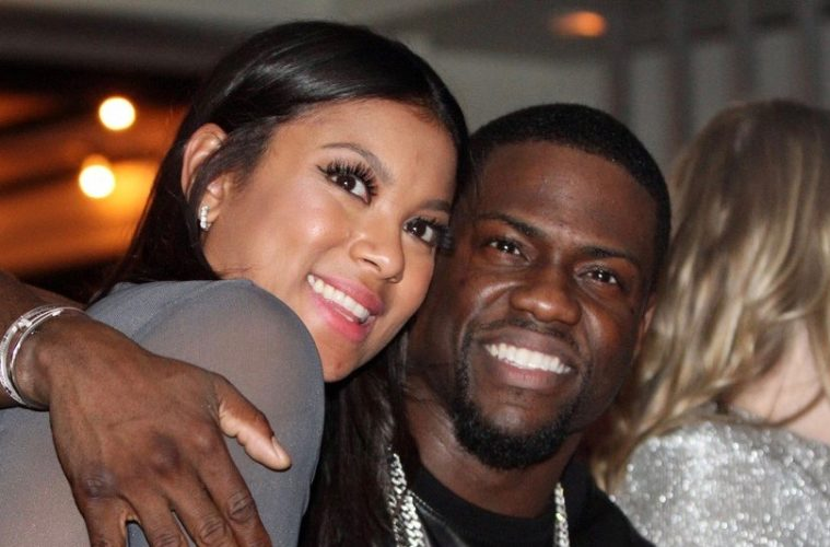 Kevin Hart and wife Eniko Parrish welcome their first child