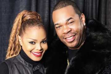 Janet Jackson and Busta Rhymes