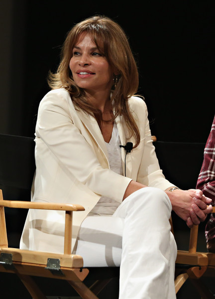 Jenny Lumet speaks during Tribeca Talks After The Movie: By Sidney Lumet during the 2016 Tribeca Film Festival at SVA Theatre on April 22, 2016 in New York City.