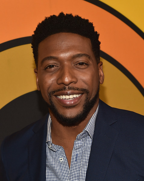 """Actor Jocko Sims attends the premiere of Showtime's """"I'm Dying Up Here"""" at DGA Theater on May 31, 2017 in Los Angeles, California."""