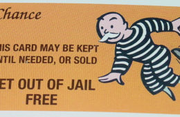 get out of jail free, charlene crowell