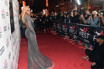 "Mary J. Blige attends the screening of Netflix's ""Mudbound"" at the Opening Night Gala of AFI FEST 2017 Presented By Audi at TCL Chinese Theatre on November 9, 2017 in Hollywood, California."