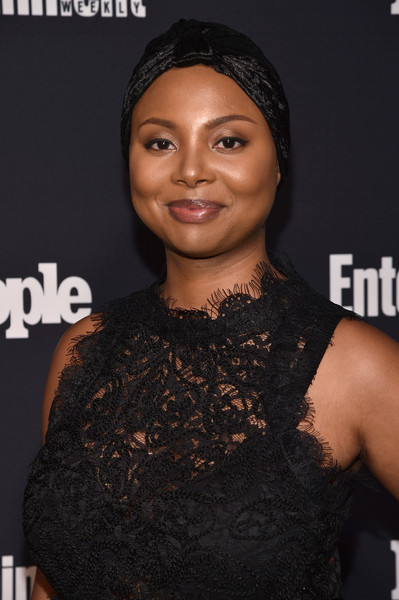 Misha Green of Underground attends the Entertainment Weekly and PEOPLE Upfronts party presented by Netflix and Terra Chips at Second Floor on May 15, 2017 in New York City.