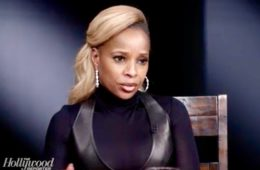 Mary J. Blige (The Hollywood Reporter)