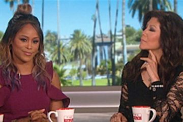 eve on the talk