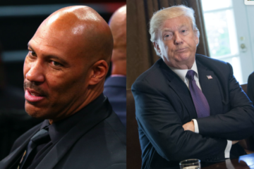 lavar ball-donaldtrump