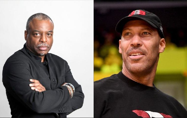 Trump supporters confuse LeVar Burton with LaVar Ball online