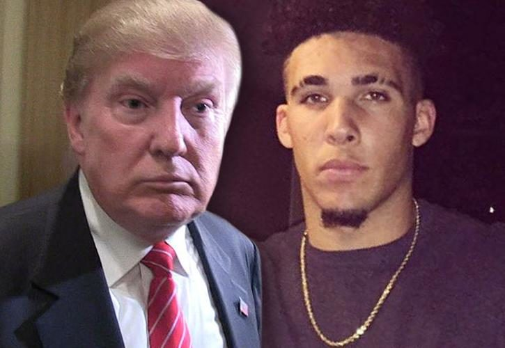Donald Trump asks Chinese president to help LiAngelo Ball, UCLA trio following arrest
