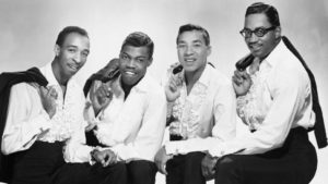Flashing Back with the Late Warren 'Pete' Moore & The Miracles at Star Ceremony