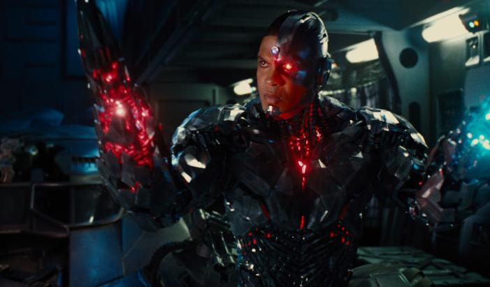 ray fisher - cyborg - justice league
