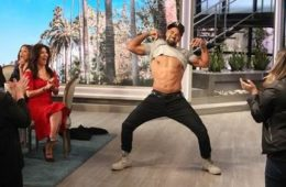 shemar moore - the talk