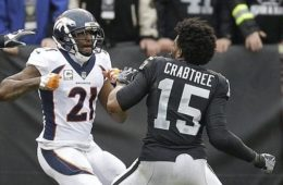 talib & crabtree swing at each other1