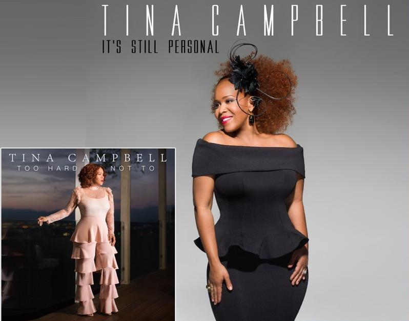 tina campbell - still personal - too hard not too