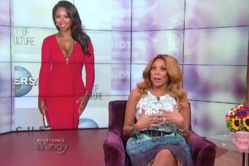 wendy williams show-kenya-moore